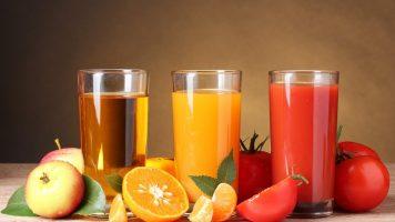 jus buah-buahan