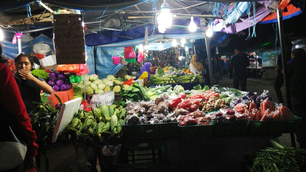 Pasar malam brinchang