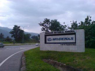 Modenas service center