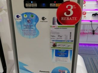 Air Purifier Panasonic