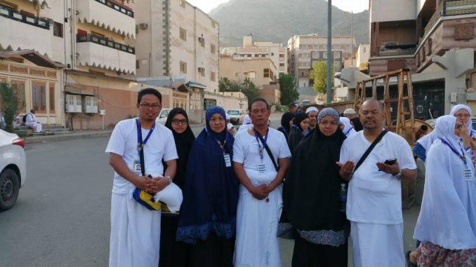 Umrah bersama Andalusia Travel