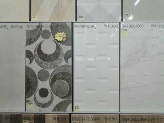 Pelbagai jenis tiles di Bes ceramic tiles