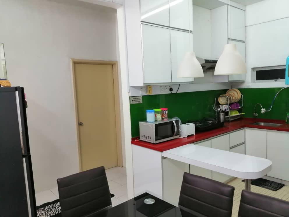 Juju homestay RM140 Sehari